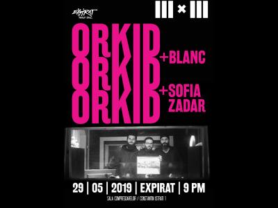 Orkid IIIxIII / Blanc / Sofia Zadar