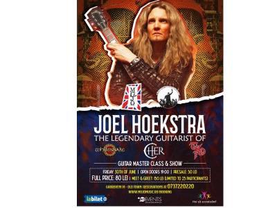 Joel Hoekstra [Whitesnake]   Masterclass