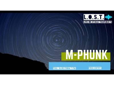 L.O.S.T. with M-Phunk în ALTa pARTe