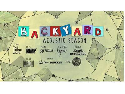 Backyard Acoustic Season 2019