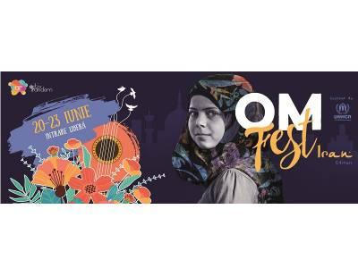 Mâncare tradiţională iraniană la ceaun | OMFest #2