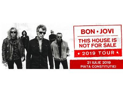 Concert Bon Jovi, Piața Constituției