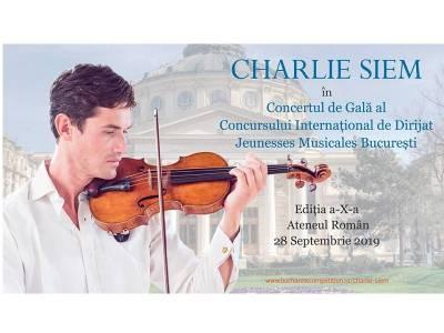 Concertul de Gală al Concursului Internațional de Dirijat JM