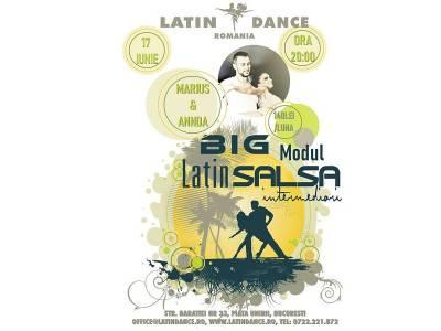 Big Salsa Modul cu Marius & Annda