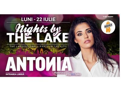 Concert Antonia @Nights By The Lake