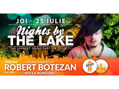 Robert Botezan & Band @ Nights By The Lake