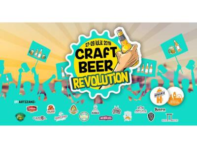 Craft Beer Revolution Festival 2019