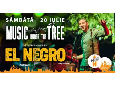 El Negro - Music Under The Tree