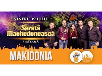 Serată Machedonească - Makidonia