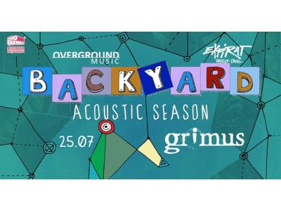 Grimus la Expirat - Backyard Acoustic