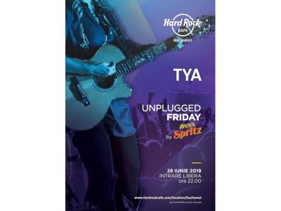Unplugged Friday cu TYA