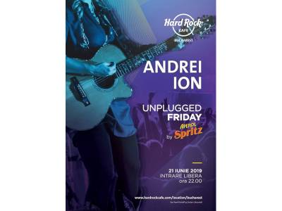 Unplugged Friday cu Andrei Ion