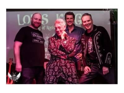 "Louis King - ""The Royal Blue Trio"" la Green Hours"