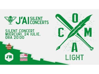 Coma Light - J'ai Silent Concerts