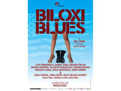 Biloxi Blues - Amfiteatru TNB