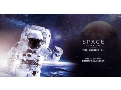 Expoziția Space Adventure București