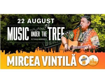 Concert Mircea Vintilă @Music Under The Tree