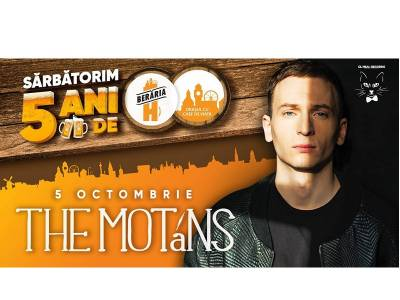 Concert The Motans la Berăria H
