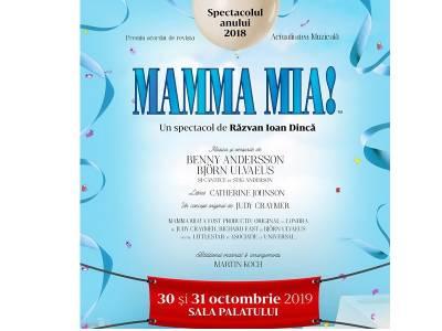 Mamma Mia revine la București!
