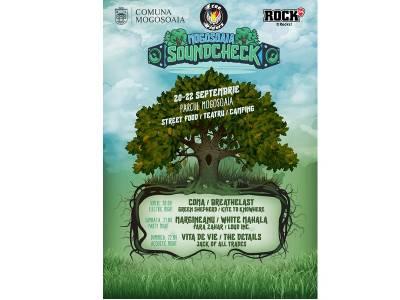 Mogoșoaia Soundcheck Festival 2019