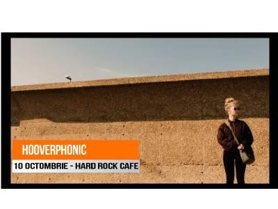 Concert Hooverphonic