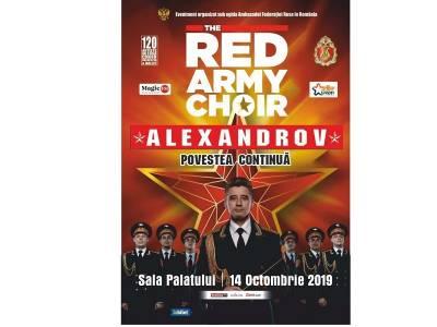Corul Alexandrov - Red Army Choir - Povestea continuă