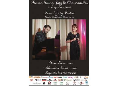 Concert French Swing-Jazz