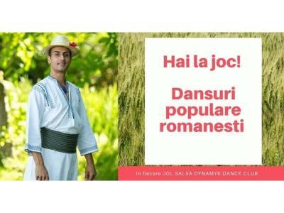 Dansuri populare românești