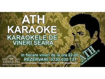 Karaokele de vineri seara