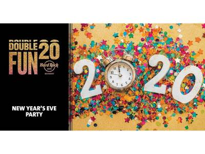Revelion 2020 cu Bosquito și The Band - Double 20, Double Fun