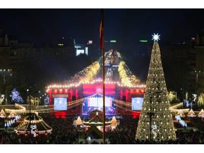 Târgul de Crăciun al Bucureștilor