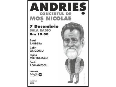 Andrieș - Concertul de Moș Nicolae