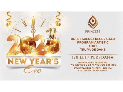 Revelion 2020 la Princess Club