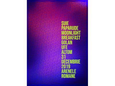 Revelion 2020 la Arenele Romane
