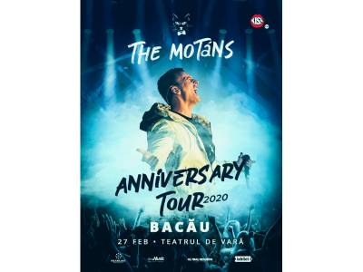Turneu aniversar The Motans @ Bacău