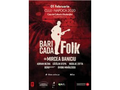 Baricada Folk 2020 @ Cluj-Napoca