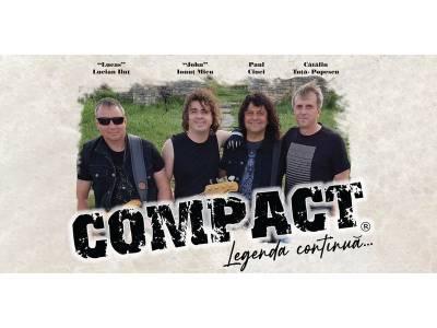 """Compact - """"Legenda continuă"""" @ Brașov"""