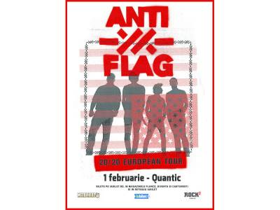 Anti-Flag @ Quantic