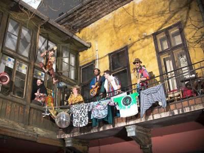 Concert Bohemian Betyars