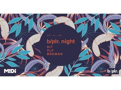 B/plr. Night w. SIT & more