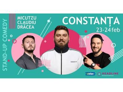 Baby on board cu Micutzu, Claudiu și Drăcea @ Constanța