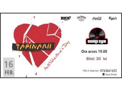Țapinarii - Anti Valentine's Day @ Constanța