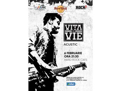 Concert Vița de Vie - Acustic