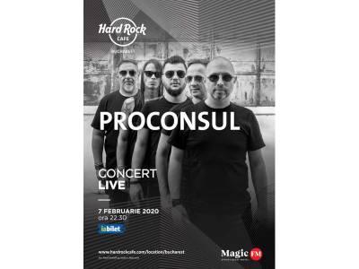 Concert Proconsul