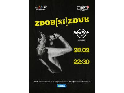 Concert Zdob si Zdub @ Hard Rock Cafe