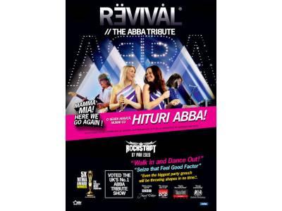 Revival (UK) - ABBA Tribute