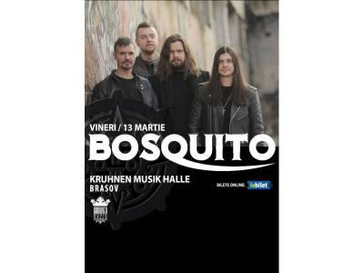 Bosquito live la Kruhnen Musik Halle