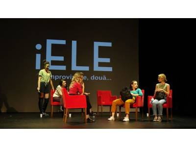 Comedy Night cu iELE