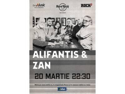 Alifantis & ZAN