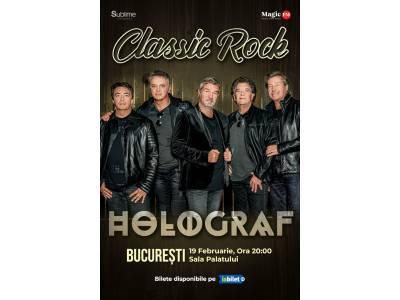 Holograf - Classic Rock @ Sala Palatului